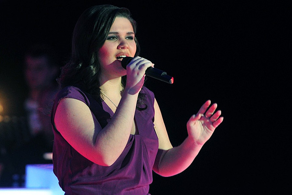 На «Евровидение-2013» едет Дина Гарипова с песней What If.