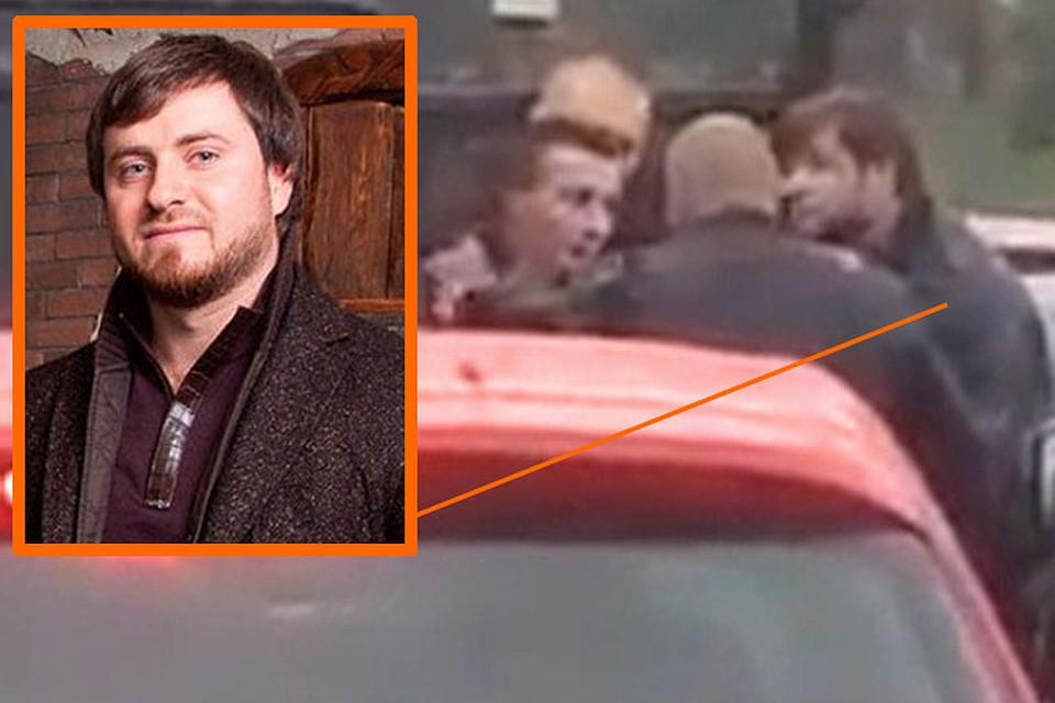 Охранники банкира Ерхова, подозреваемые в избиении водителя в Москве, добровольно явились в полицию