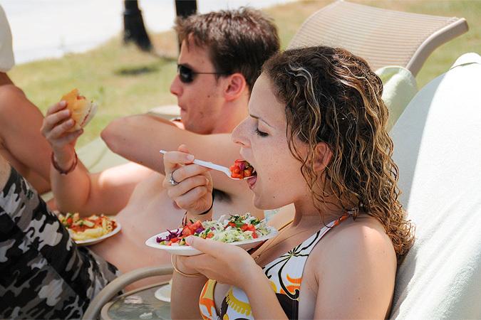как правильно питаться чтобы похудеть за месяц