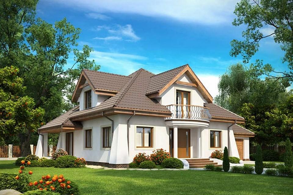 Дом моей мечты картинка
