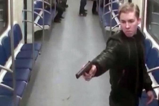 Напомним, инцидент произошел вечером 17 ноября в вагоне на перегоне между станциями «Нахимовский проспект» и «Нагорная»