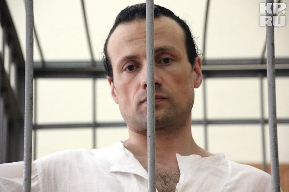 Покидая камеру, Фарбер по тюремной традиции сломал зубную щетку: чтобы не вернуться