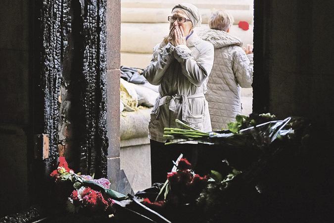 Трагедия в Одессе может стать точкой невозврата для Украины. Мало шансов, что после этого жертвы и палачи останутся жить в одном государстве.