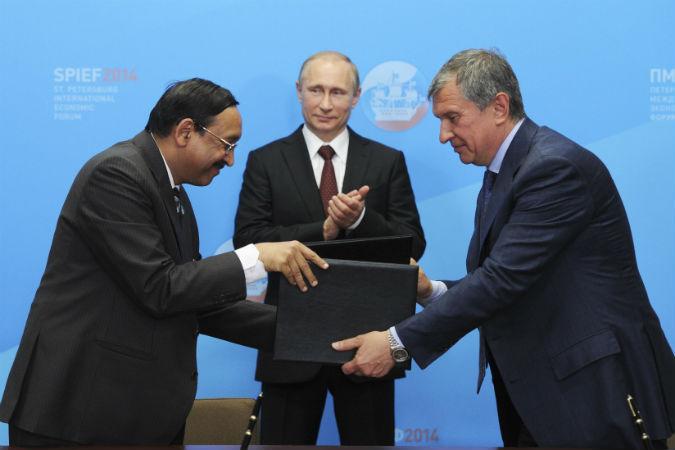 На форуме было подписано более 130 соглашений на общую сумму в 269 миллиардов рублей.
