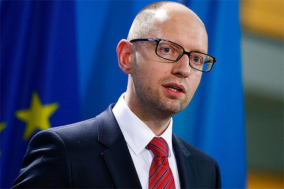 Яценюк назвал жителей Донбасса и Луганщины «недочеловеками»