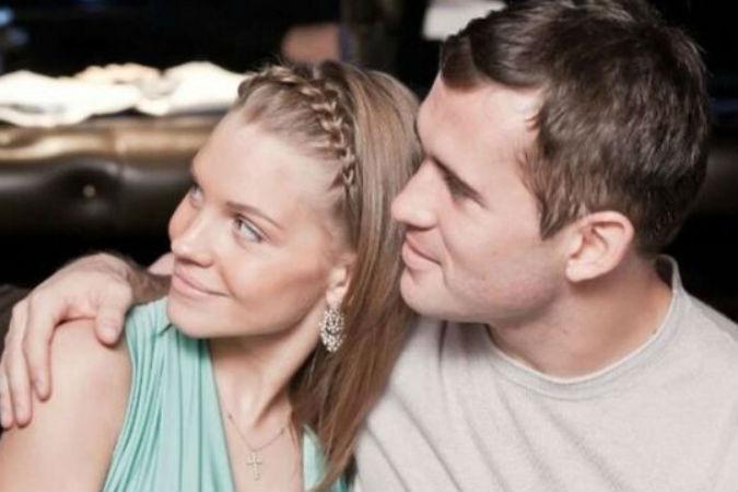 Александр Кержаков расстался со своей гражданской супругой Екатериной Сафроновой