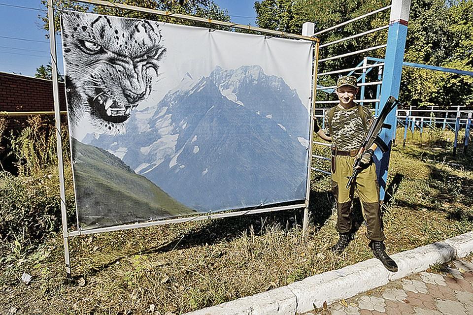 И что «Ройсу» даже лютый тигр, если у него суровые ополченцы ходят по ниточке!