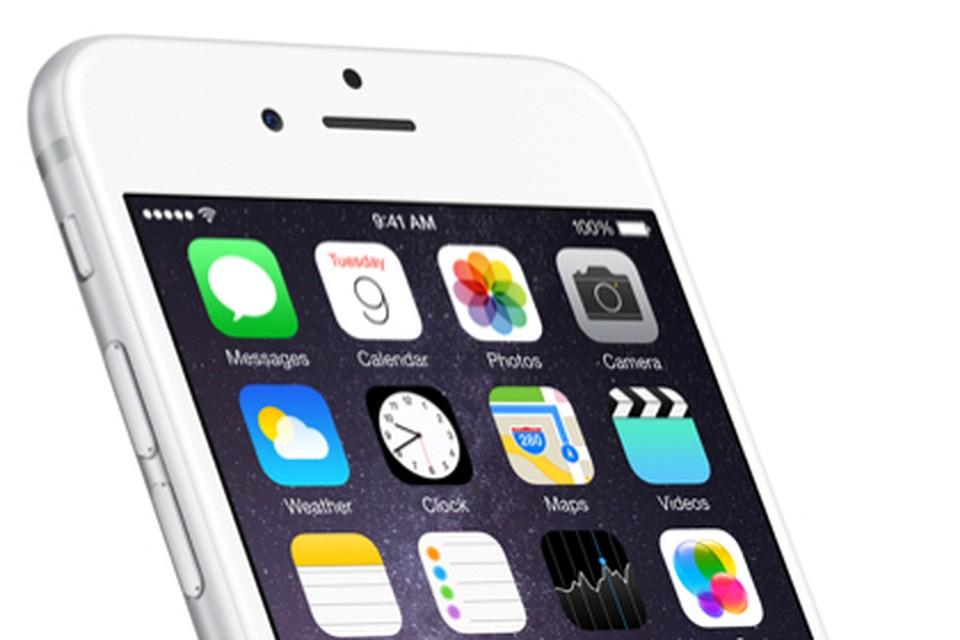 """На смартфонах и планшетах Apple можно обновиться до """"восьмерки"""""""