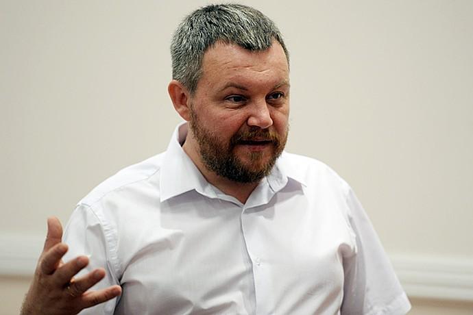 Первый вице-премьер ДНР Андрей Пургин.