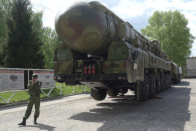 """""""Из-за Крыма мир стоял на грани ядерной войны"""" - утверждают эксперты."""