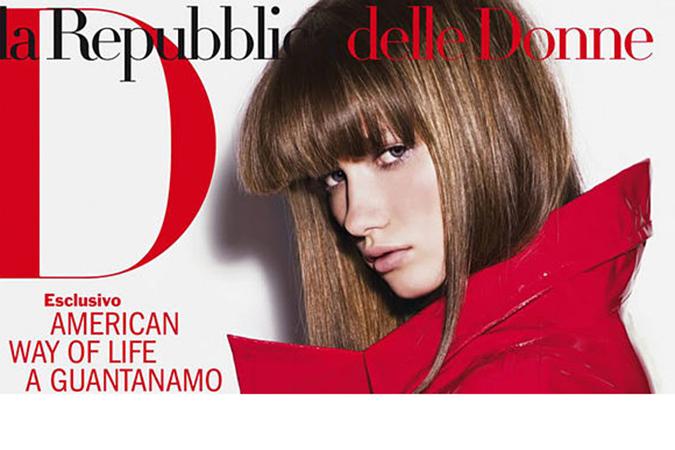 Фото: обложка журнала Dolce Vita