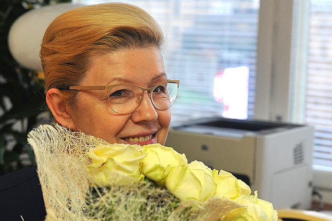 Елена Мизулина: Радуюсь своим законам, как другая женщина - обновкам!