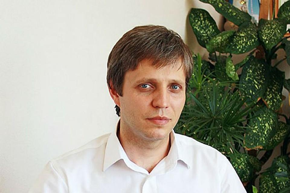Василий Лямин. Фото: из архива КП