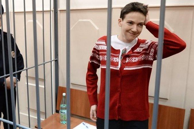 Суд по делу надежды савченко может