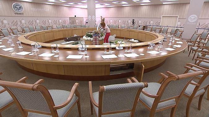 Конгресс-холла в Уфе