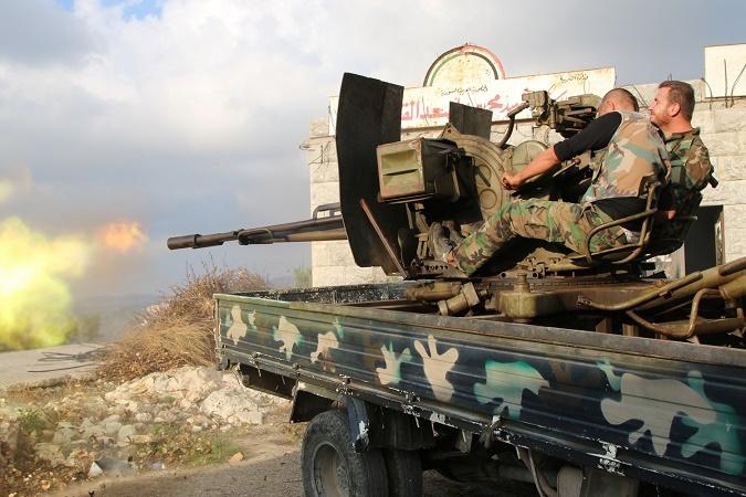 В Сирии надеются, что с помощью России ситуация изменится