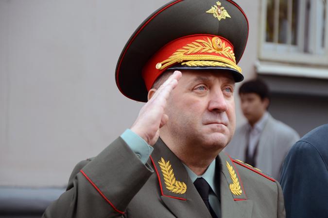Игорь Сергун