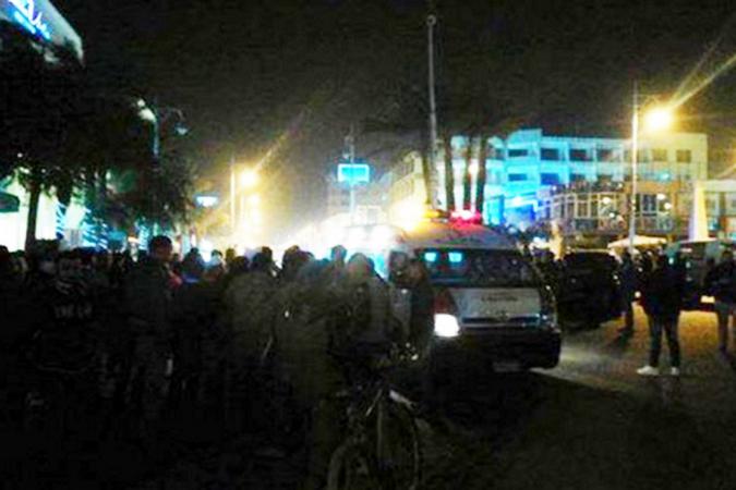 На туристов в Хургаде напали неизвестные Фото: https://twitter.com/boulevard_blum/