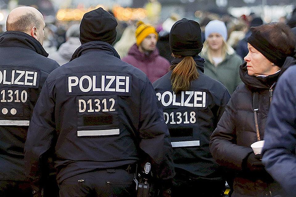 Полиции Германии дано указание «не афишировать» преступления беженцев
