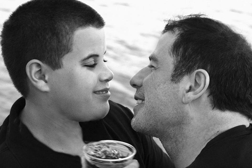 Семь лет назад Джон Траволта и его жена, актриса Келли Престон потеряли сына. Фото: EAST NEWS.