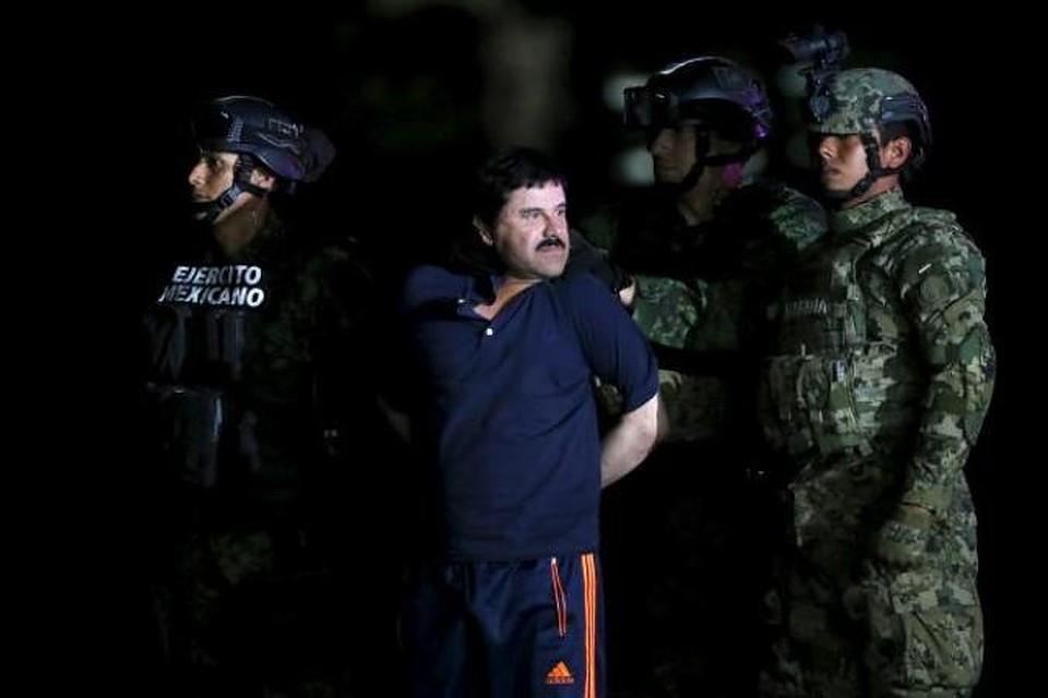 Хоакин Гусман до этого времени считался самым неуловимым и самым разыскиваемым преступником Мексики
