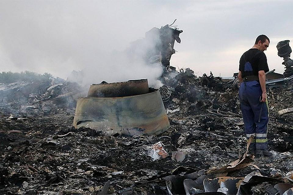 Расследование крушения малайзийского «Боинга» на Донбассе носит сепаратный характер