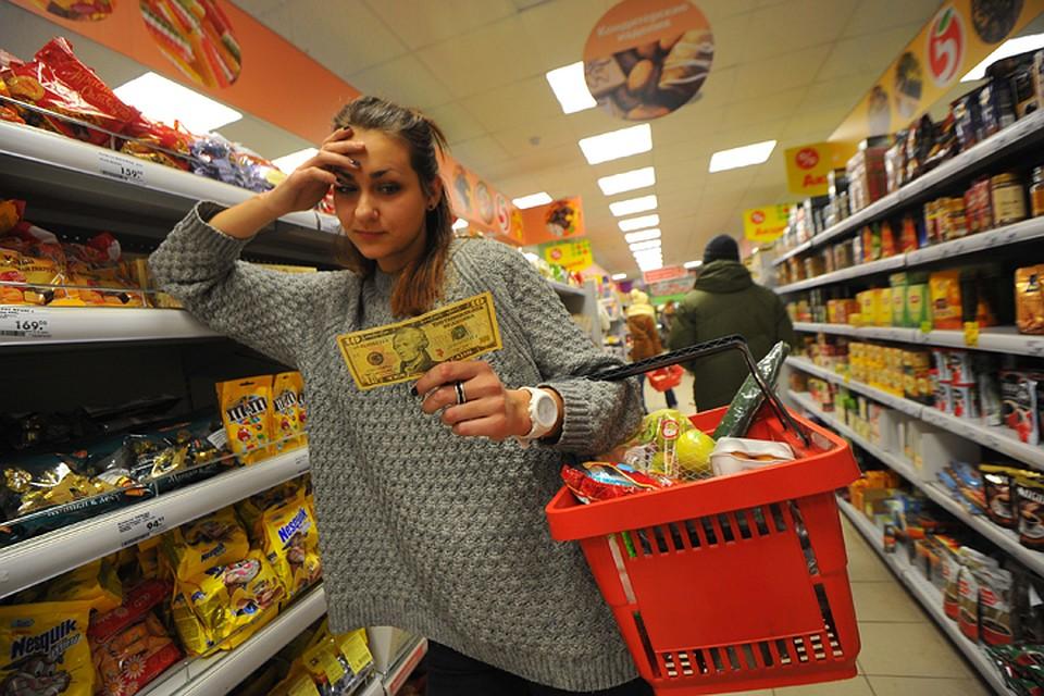 Несмотря на высокий рост цен, продукты в России в разы дешевле, чем на Западе.
