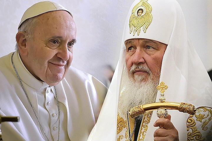 В Гаване состоится встреча патриарха Кирилла и папы Римского Франциска