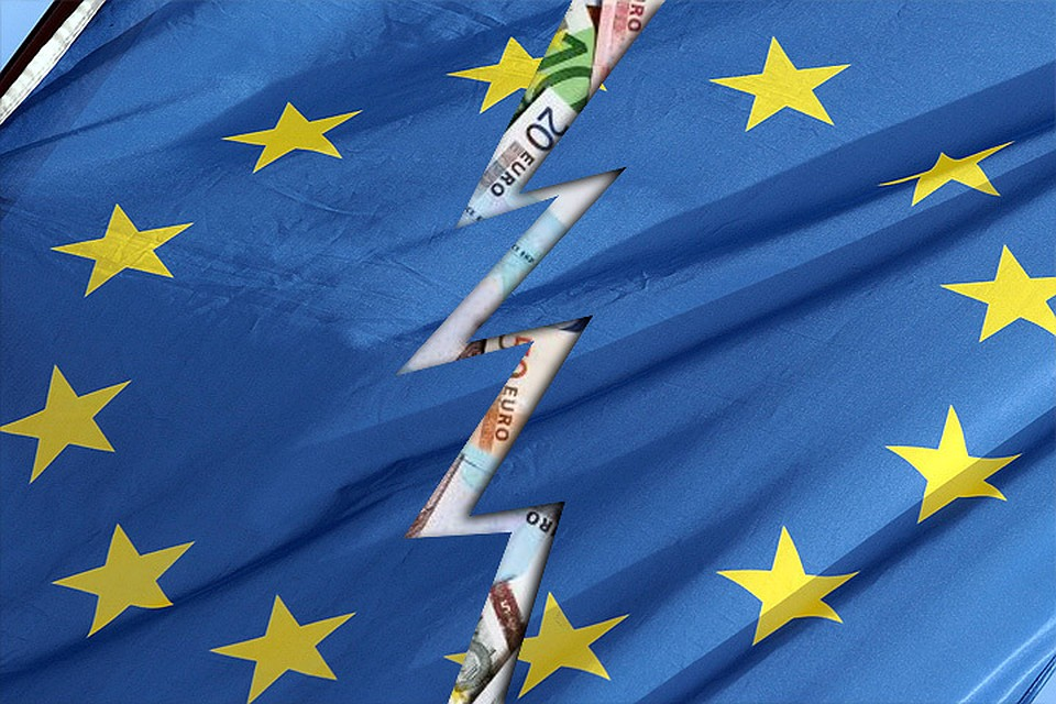 Евросоюз может развалиться