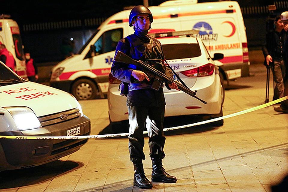 Вечером 17 февраля в центре Анкары прогремел мощный взрыв