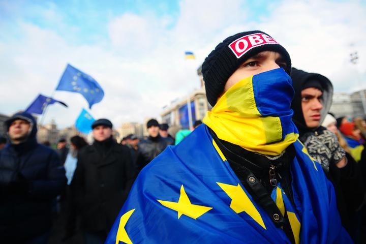 Два года назад на Украине случился государственный переворот Фото ИТАР-ТАСС/ Зураб Джавахадзе