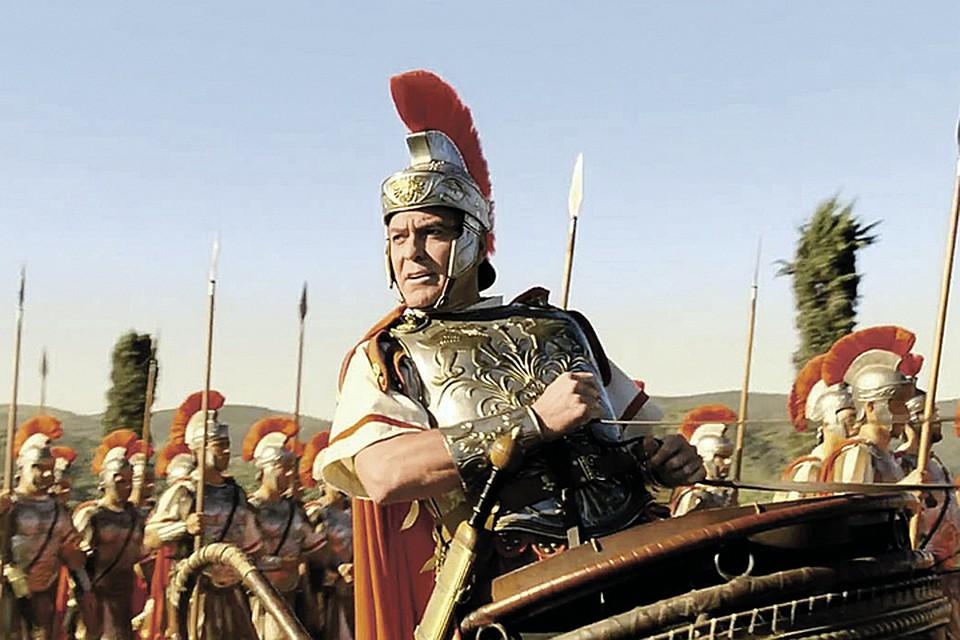 В новом фильме братьев Коэн Цезаря (Джордж Клуни) возьмут да и похитят!