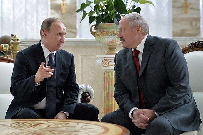 Программа Высшего Госсовета Союзного государства в Минске началась с курьеза
