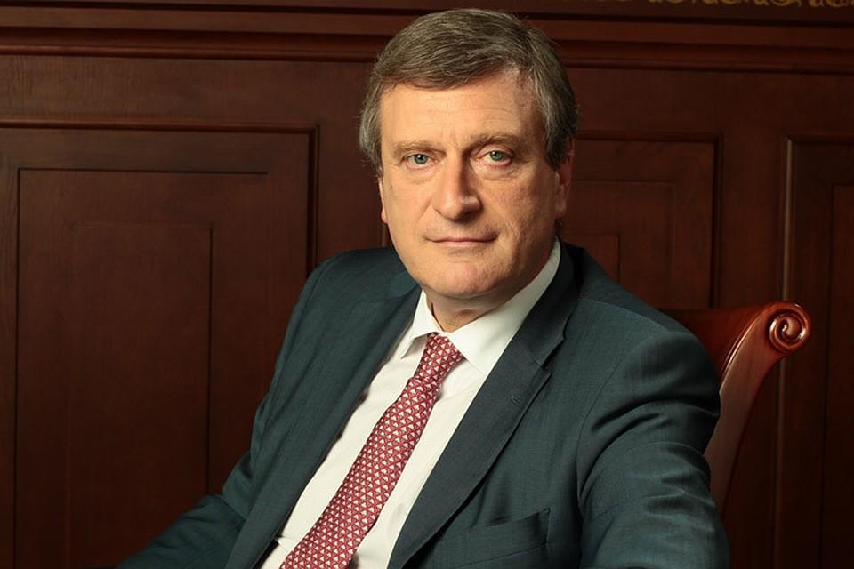 Игорь Владимирович Васильев, руководитель Федеральной службы государственной регистрации, кадастра и картографии (Росреестра).