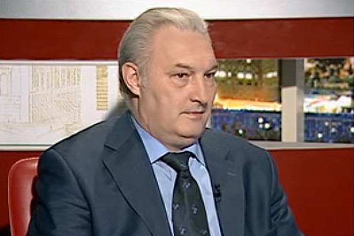 Бывший замминистра ЖКХ Подмосковья Владимир Гусев. Фото: Кадр Youtube