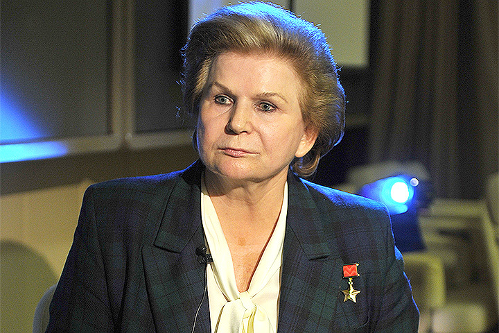 Первая в мире женщина-космонавт Валентина Терешкова: Я чуть было навсегда не осталась на орбите