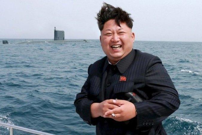 Ким Чен Ын наблюдает за ядерными испытаниями