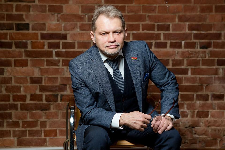 Андрей Юрьевич Горохов. Фото: Бока СУ