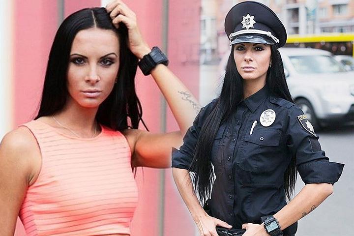 Девушки украинской милиции сексуальные фото в хорошем качестве 720 фотоография