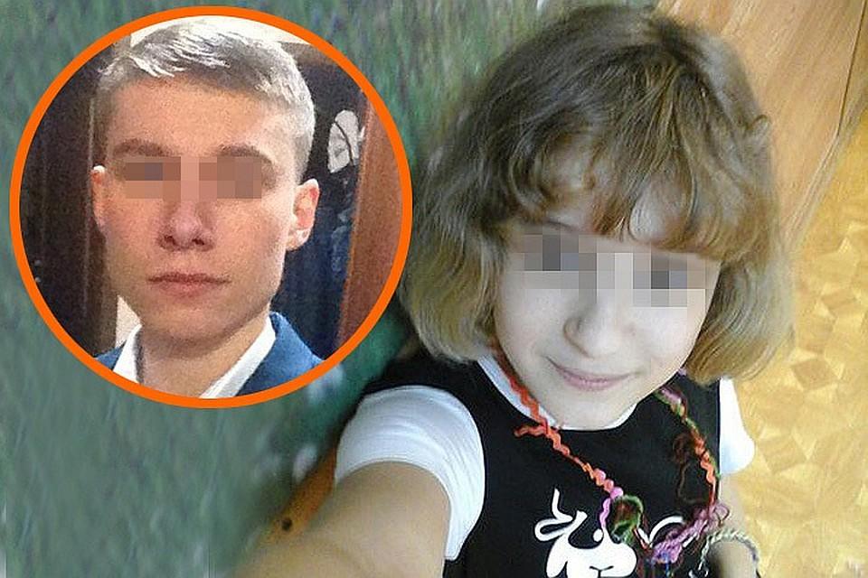 18-летний москвич (на фото слева) заказал убийство всей своей семьи. Киллер успел расправиться с его родной сестрой (справа).
