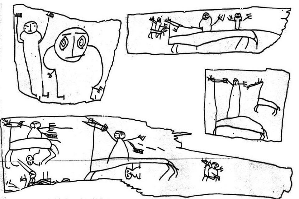 Рисунок о мальчике онфима