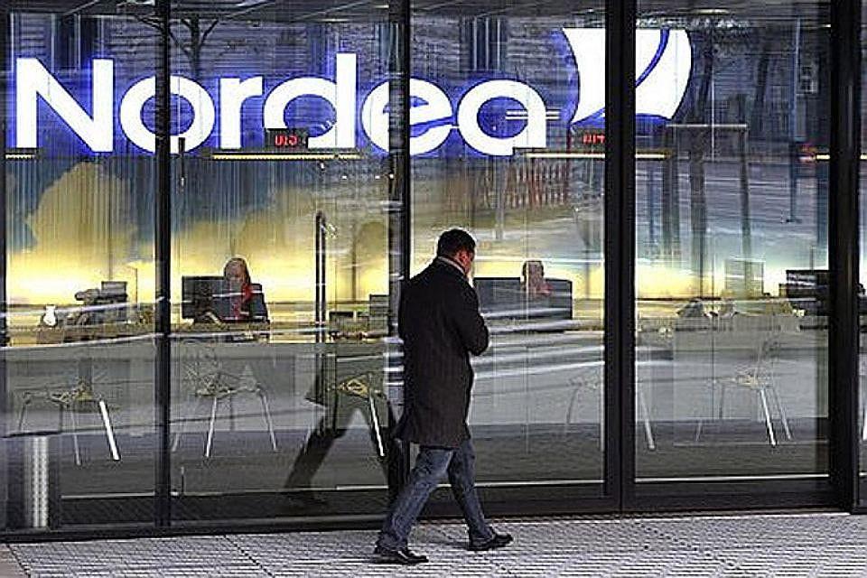 Вход в Nordea online - Нордеа Банк