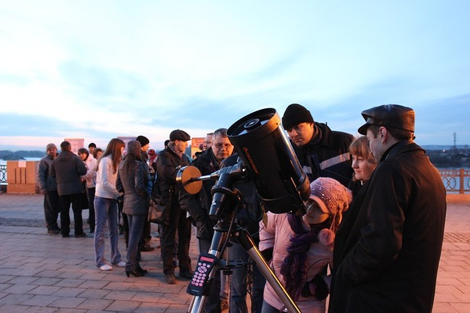Иркутский астроном Сергей Язев Меркурий на фоне Солнца будет виден в День Победы