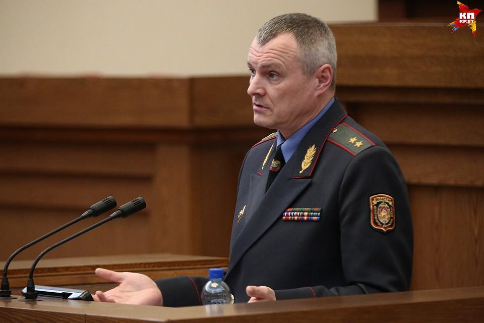 Меры безопасности вшколах нужно усилить— МВД Беларуси