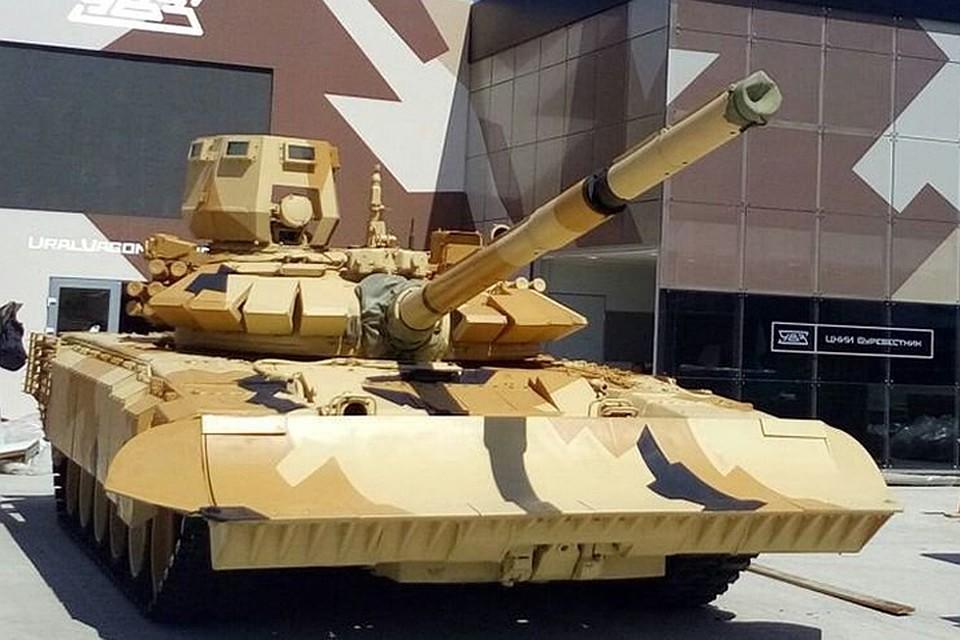 На Урале создан городской танк