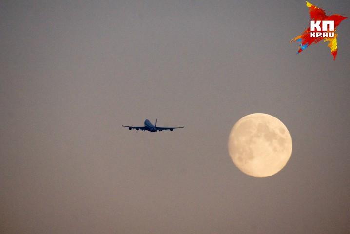 ВЕкатеринбурге из-за угрозы экипажу экстренно сел самолет