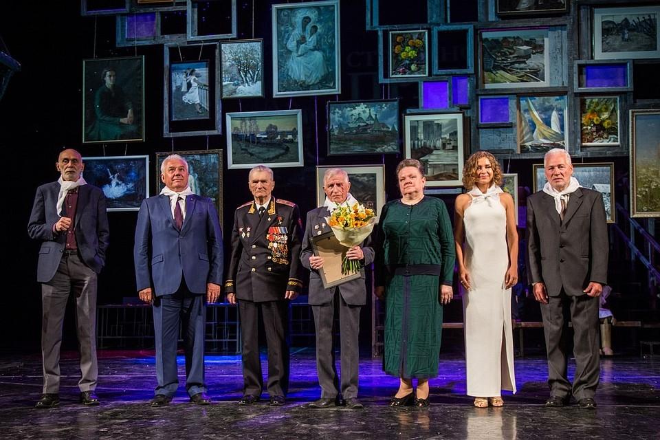 Лауреаты Строгановской премии