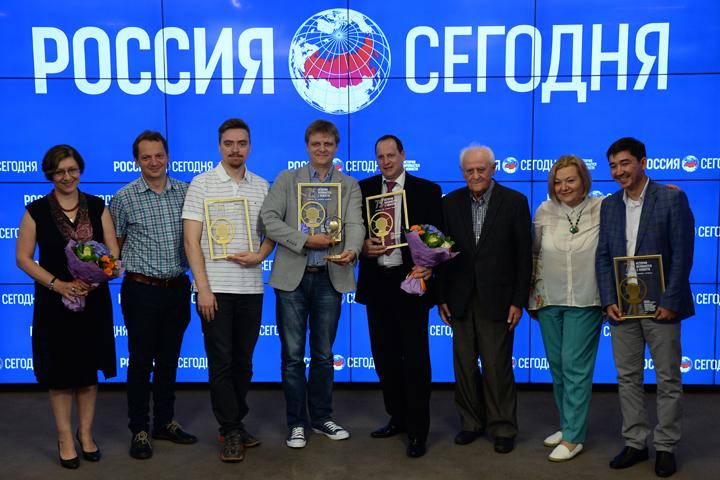 Победители и жюри конкурса Фото: Максим Блинов