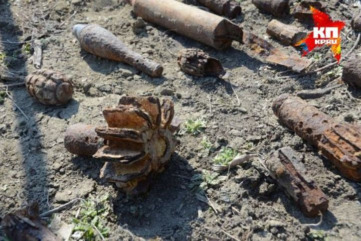 Снаряды времен Второй Мировой в Ленобласти находят регулярно