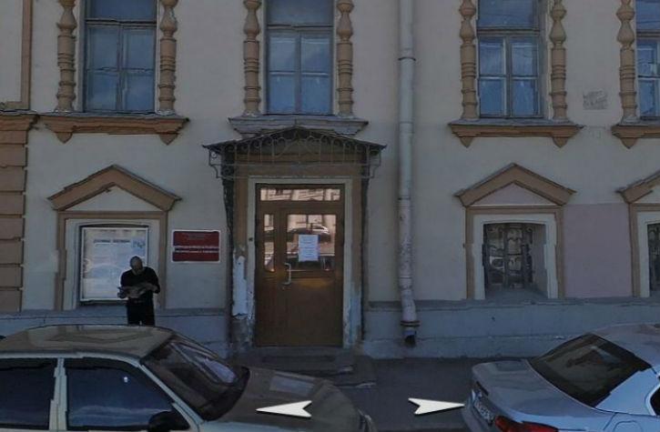 Библиотека имени Маяковского (фото: Яндекс Панорамы)